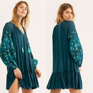 NWT Free People Mix It Up Tunic